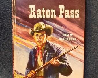 Raton Pass par Blackburn