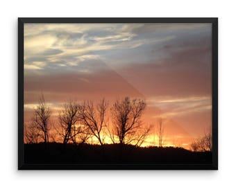 South Dakota Sunset