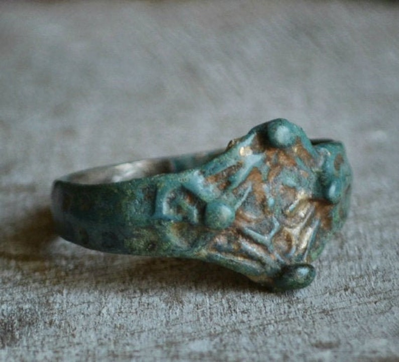 Rare Norse Ring of Vikings, Ancient Vikings Artifact, Autentic Nordic  Viking Ring