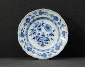 C. Teichert - Zwiebelmuster - Antique Lunch Plate