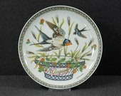 Hutschenreuther - August Monthly Plate