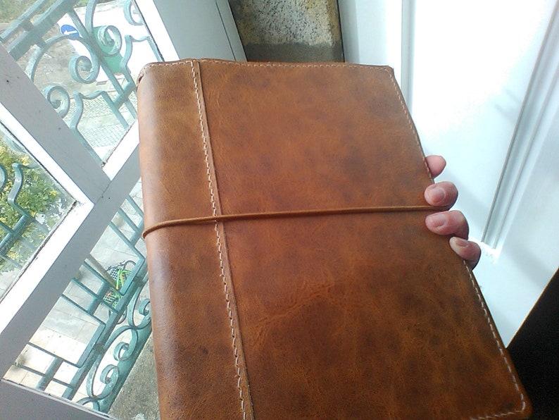 Java Tan Traveler's Notebook Reinforced Spine A4, Composition, A5, Cahier,  Standard, B6, A6, Pocket, Passport