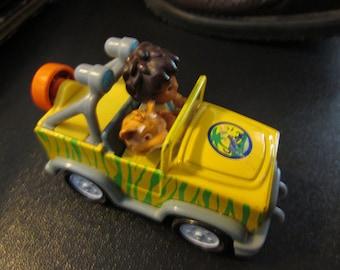 Safari Car/Jeep by Viacom Learning Curve, Inc 2008. Diego