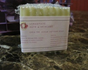 Over The Ocean Cold Process Soap