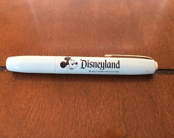 Vintage Disney Pen Light.