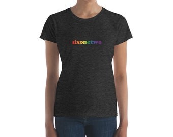 Twin Cities Pride 612 Minneapolis Women's short sleeve t-shirt