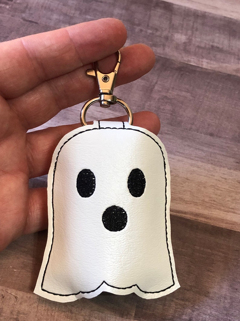 Hand Sanitizer is NOT included Halloween Hand Sanitizer Holder and 2 oz 1 oz
