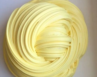 Banana laffy Taffy thick and glossy slime SCENTED *uk seller