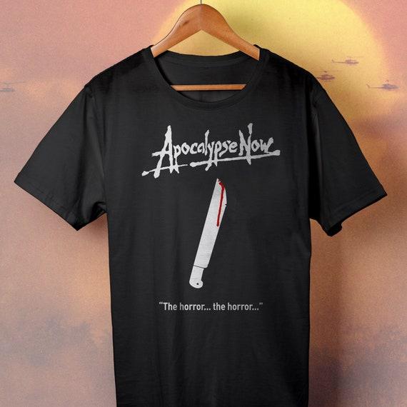 ผลการค้นหารูปภาพสำหรับ apocalypse now film scene marlon brando t shirts