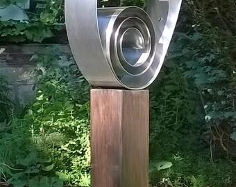 Sculpture Whirl single Piece
