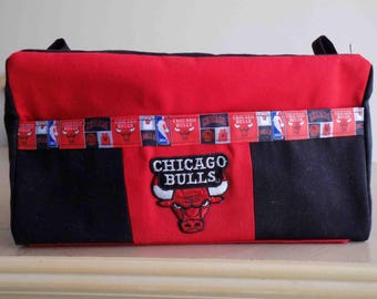 NBA Travel/Toiletry Bag - Chicaco Bulls (NEW)