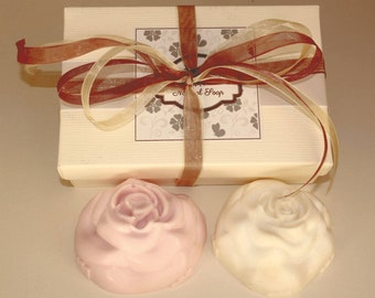 Natural olive oil SOAP-gift box-UD