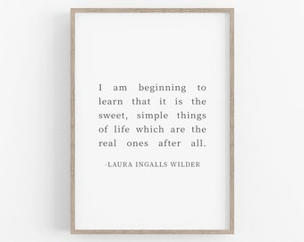 Large quote wall art   Etsy