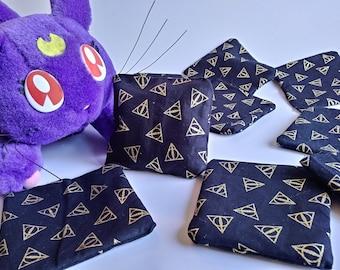 3 Catnip Pillows, Cat toys, Catnip Cat toy