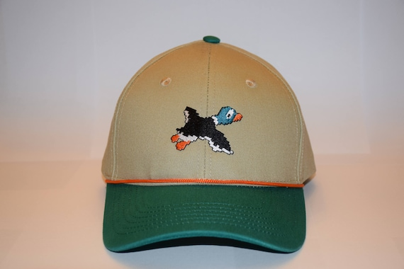 Duck Hunt Snapback Hat Super Nintendo Vintage Rope Bill  a05603518e8