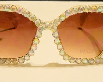 Blinged out shades