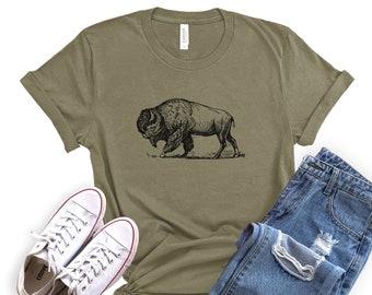 Wyoming t shirt | Etsy