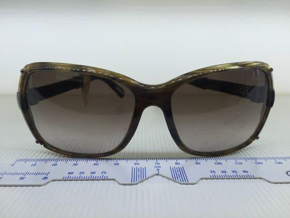 6a23e8456b Rare and unique Lanvin sunglasses brand new SLN 550