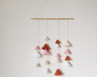 Spring Bell Wall Hanging