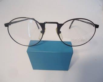 06514ee20f NOS Mossimo Eyeglass Frames Italy Brando 004 BRX GB 50 21 Lot 127