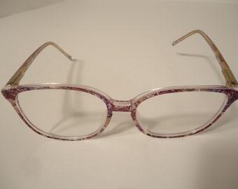 0a6bea79e2 Oversized Eyeglass Frames Aristar AR6250 Violet 984 Eyeglasses Lot 31 Large  Retro Sunglasses