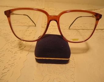 fa154870f0c8 Eyewear International Eyeglasses Eyeglass Frames Large Brown 54 18 135 Lot  616