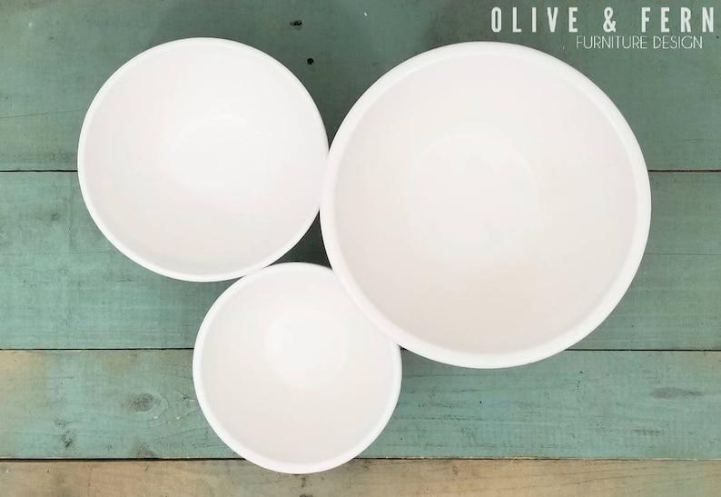Vintage Orchard Mixing Bowls