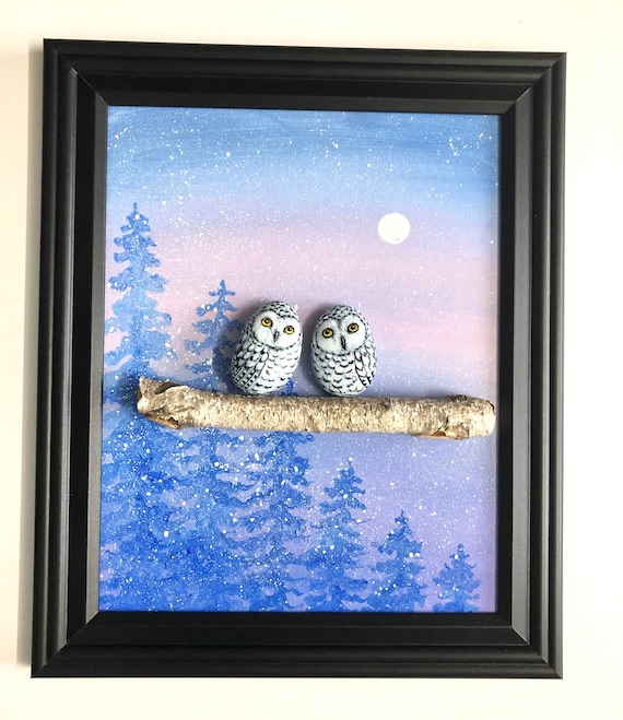 Owl gift for women, Unique gifts for owl lovers