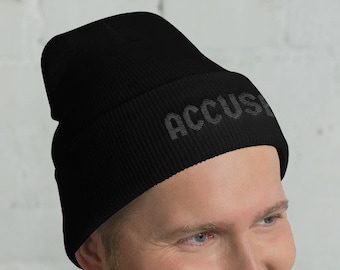 178c1ca11f2 ACCUSED Beanie