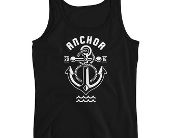 Anchor Ladies' Tank Top
