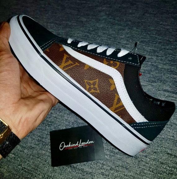 a8458e03374fae Louis Vuitton Vans Oldskool