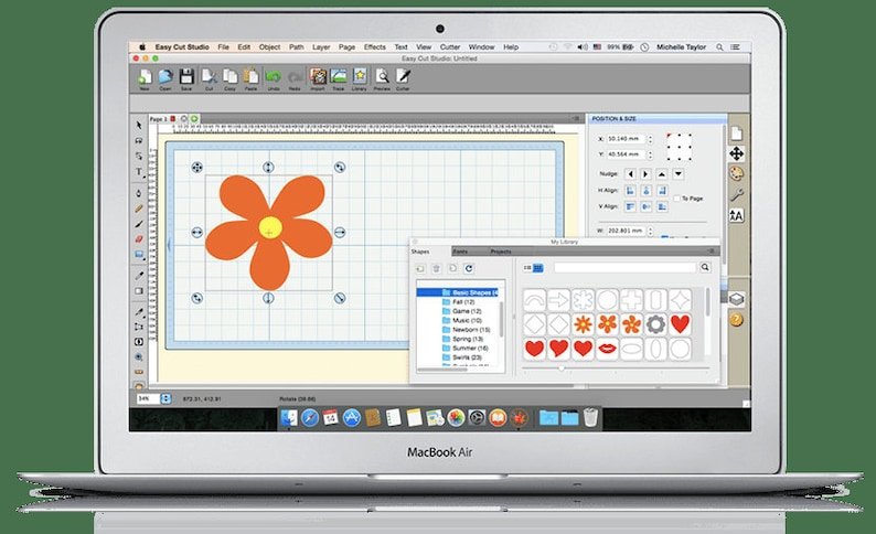 Mac Vinyl Cutting Software for GCC, PCut, Graphtec, Ioline, Roland, Summa,  USCutter, Vinyl Express, and etc