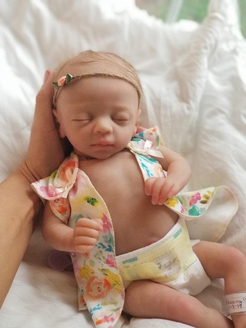 Ultra Preemie Diapers Under 2 lbs Lot of 3 Reborn Doll Micro Preemie Baby