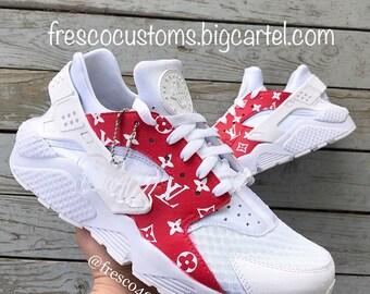 Custom huaraches LV 4e00baca3