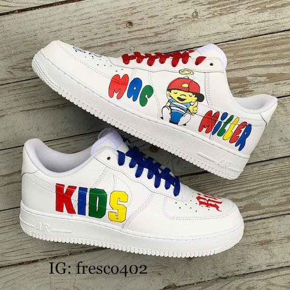 Custom Mac Miller Shoes | Etsy