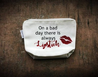 On a bad day pouch