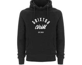 Brixton Chill Hoodie - Black Limited Edition