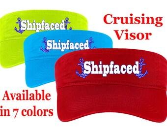 Cruising Mode Cruise Visor Visor available in 6 colors Visor with cruising decoration
