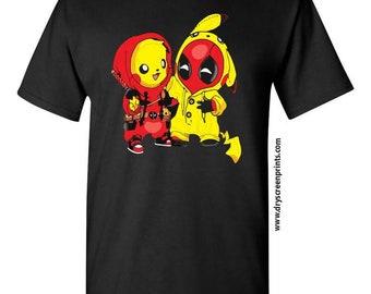 ab36b17a PikaPool Pikachu Funny Tee