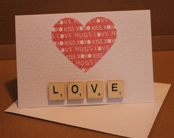 Special Occasion 'LOVE' Card