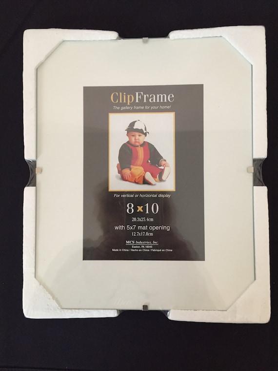 Clip Frame 8 X 10 Frameless Frame Etsy,Beautiful Bedding For Master Bedroom