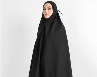 b6cb66f7d Two Piece Women Prayer Dress Hijab TELEKUNG HIDAYA (Mukena Jilbab  Prayerwear Khimar Prayer Dress Telekung) for Umrah and Hajj