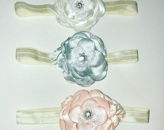 Fancy baby headbands