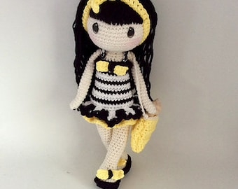 30 Amigurumi Crochet Doll Toys Free Patterns | Crochet dolls free ... | 270x340