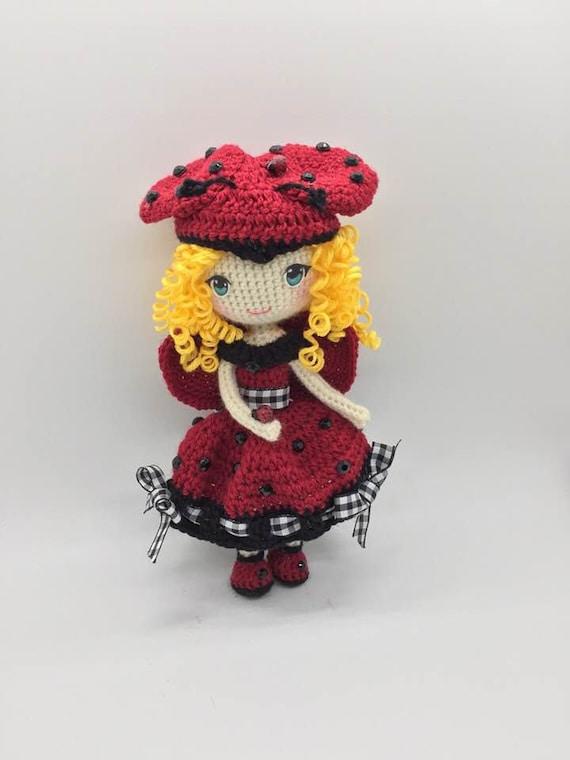 028 Amigurumi pattern. Kwami Tikki crochet toy. Cartoon Miraculous ... | 760x570