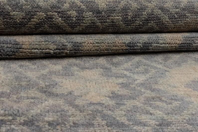 #5362-B 3x5 Rug Traditional Rug Modern Handmade Wool Rug 90x150 Cms.