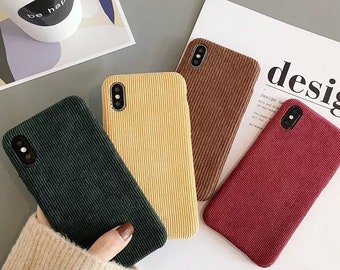 768f8ed8ea5 Corduroy Iphone x Case Iphone Case Iphone 8 Plus Case Iphone Xs Max Case  Iphone 7 Case Iphone 8 Case Iphone Xr Case Iphone Xs Case 75