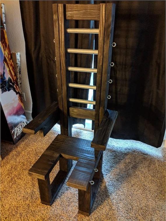 bdsm cbt chair