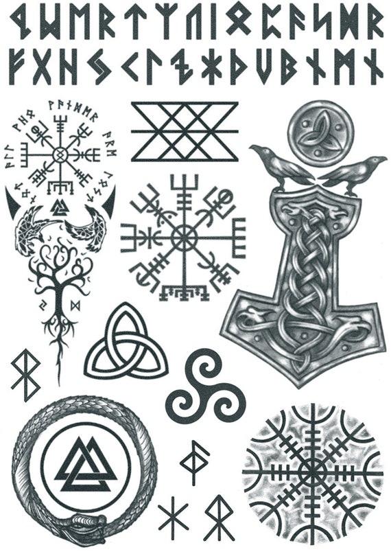 Viking tattoo 40+ Viking