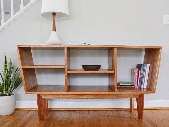 Mid Century Modern Credenza Sideboard Danish Modern | Etsy